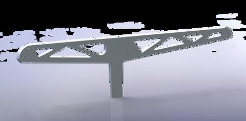 Laser Cut Aluminum Masthead Crane for ODOM and US1M