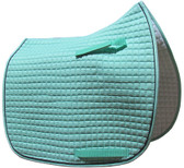 Mint Green Dressage Saddle Pad