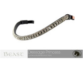 "Luminocity ""Dressage Princess"" Bling Browband"