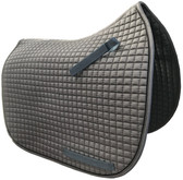 Gray Dressage Saddle Pads
