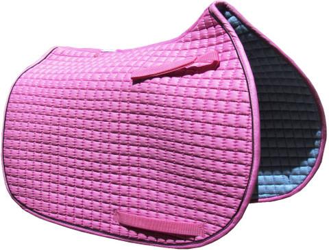 Candyfloss Pink Pony Saddle Pad.