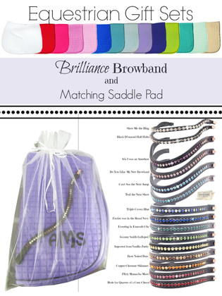 Gorgeous Equestrian Gift Sets
