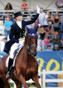 Heather Blitz and Paragon at the Pan Am Games.  Ch..Ch..Check out the browband!