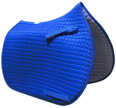 Royal Blue Pony Saddle Pad