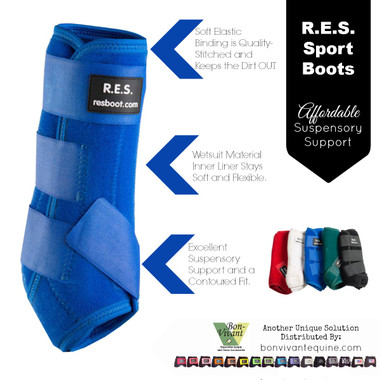 Sports Medicine Boots Features