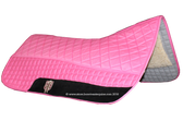 Candyfloss Pink Western Saddle Pad