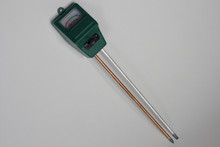 Worm Compost pH + Moisture Meter