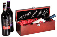Single Wine Presentation Box