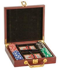 Poker Gift Set