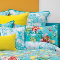 Bianca Macey Floral  European Size Pillowcase