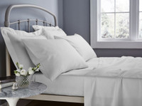 In 2 Linen 500TC 50cm Deep Wall King Size Sheet Set Egyptian Cotton