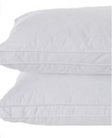In 2 Linen King Size Microfibre Pillow Made in Australia