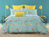 Bianca Akasha 5 Pce Queen Size Quilt Cover Set ON SALE