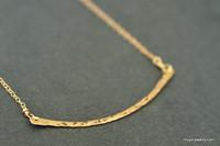 BRIDGE necklace (large)