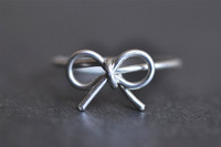 BOW RING with round wire