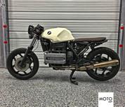 (SOLD)(973) BMW k100 The Brick Brat Cafe Racer