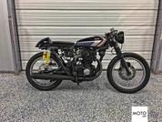 "(SOLD)(966) 1972 Honda CB450 ""Cafe45"""