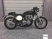 (SOLD)(963) 1978 Honda CB750 Custom Cafe Racer