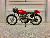 (AVAILABLE) MOTO PGH Honda CB450 Cafe Racer
