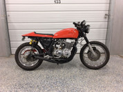 (AVAILABLE) MOTO PGH Honda CB750 Cafe Street Tracker Build #53