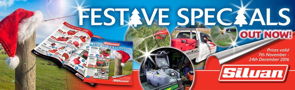 Silvan Pre Xmas Catalogue