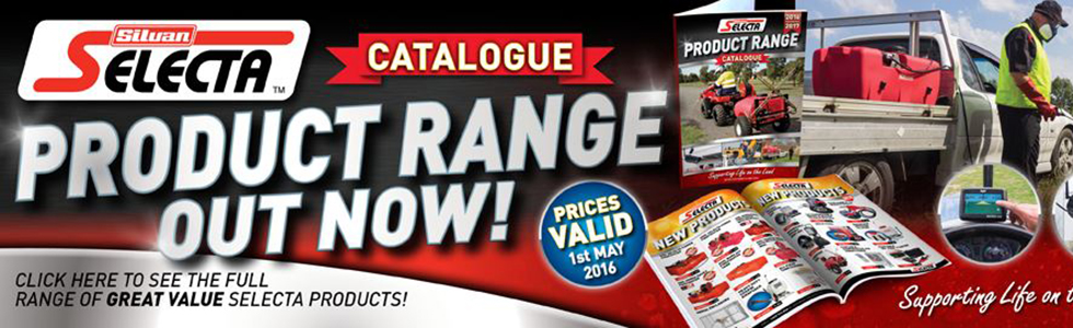 Selecta Product Range Out Now
