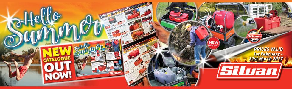 Silvan Hello Summer Catalogue