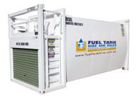30000 Litre Diesel Tank - Bulk Storage Tanks