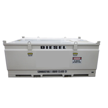 Self Bunded Diesel Fuel Tank 3000 Litre