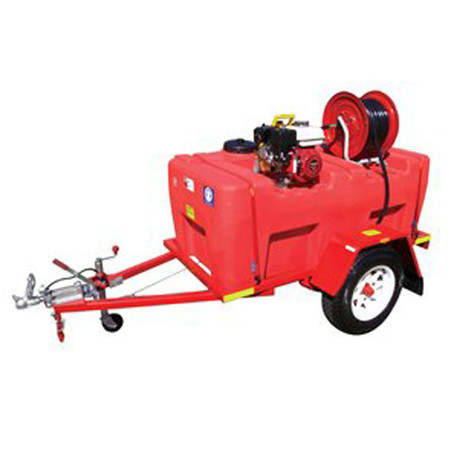 Selecta Fire Fighter Trailer 800 Litre off Road