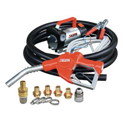 12 Volt Diesel Power Transfer Kit 40 LPM