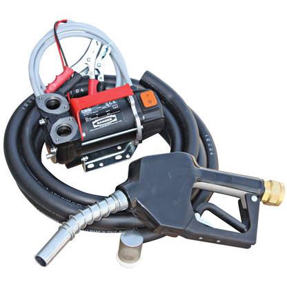 12 Volt Piusi Diesel Transfer Kit 45 LPM