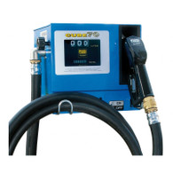 240 Volt Mechanical Diesel Meter Cabinet Style Pump