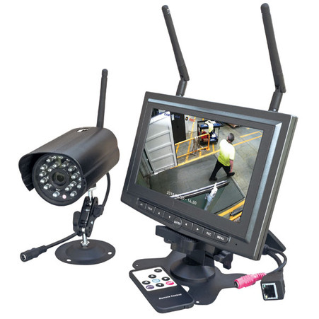 CCTV Wireless Camera Surveillance System