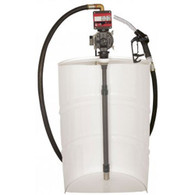 Gespasa 12V Vertical Diesel Pump Kit 80LPM with Meter