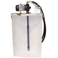 Gespasa 12V Vertical Pump Kit with Auto Nozzle