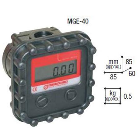 Gespasa Lubricant  Meter - MGE-40