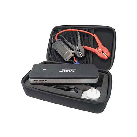 Portable Powerpack and Jump Starter