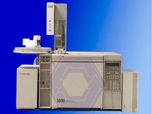 HP 5971 GC/MSD with Autosampler