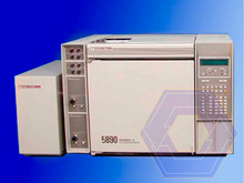 HP 5971 GC Mass Spectrometer
