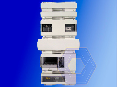 Agilent 1100 HPLC with Binary Pump and UV/Vis Detector