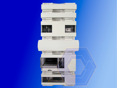 Agilent 1100 HPLC with Diode Array Detector
