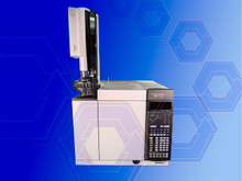 Agilent 7890B GC with FID and 7693A Autosampler