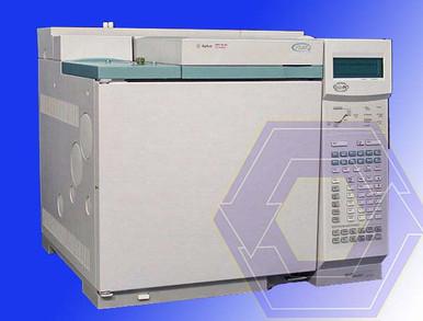 Agilent 6890A Gas Chromatograph with FID
