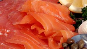 Nova Style Smoked Salmon - Sliced