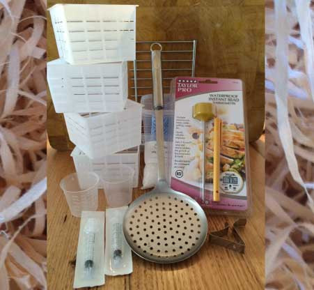 Haloumi Cheese Maker Kit