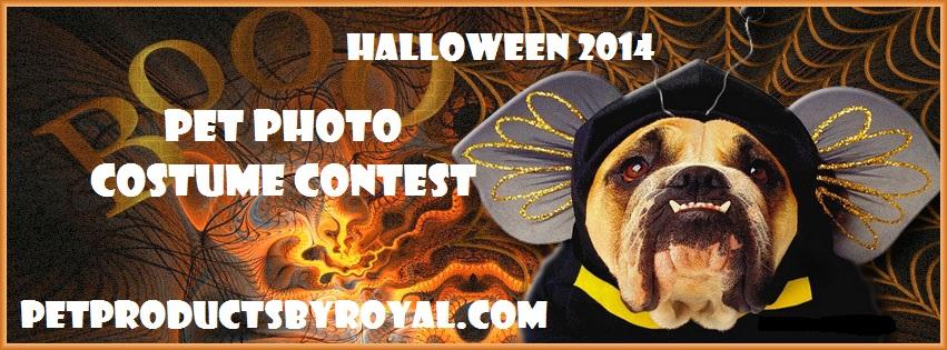 Halloween 2014 Pet Photo Contest