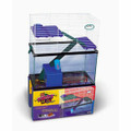 SUPER PET My First Home Tank Topper Hamster Cage - SP60003