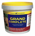 GRAND MEADOWS Grand Complete - All-In-One Horse Supplement - 5lb, 10lb, 25lb