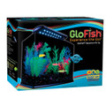 TETRA 3g GloFish Aquarium Kit Desktop Tank -Just Add Water & Fish -TM29005